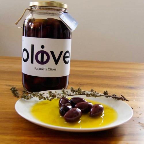 65 olives